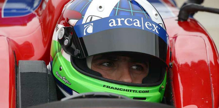 IRL: Franchitti takes pole in Texas
