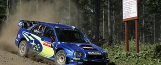 WRC Solberg takes inaugural Rally Japan