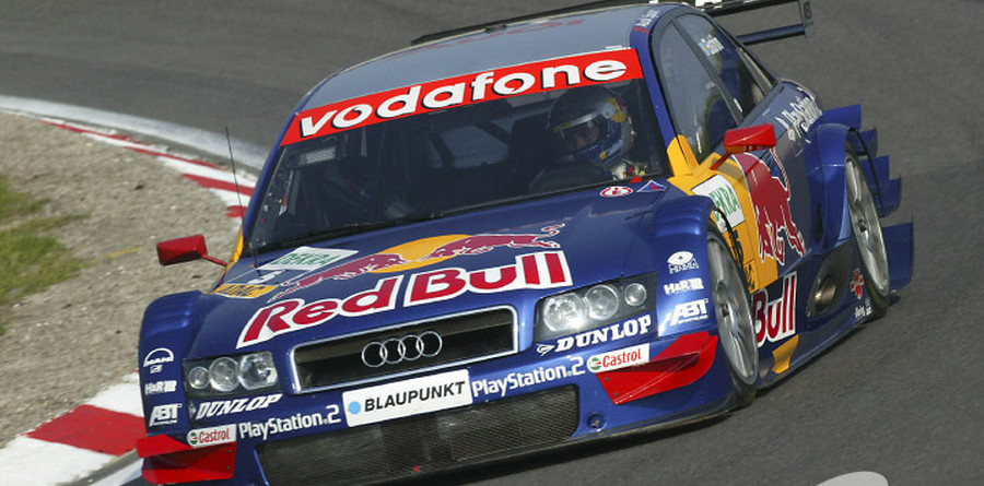 Ekstrom wins Zandvoort after crash chaos