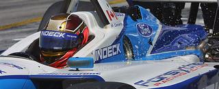 IndyCar CHAMPCAR/CART: Carpentier celebrates Laguna Seca victory
