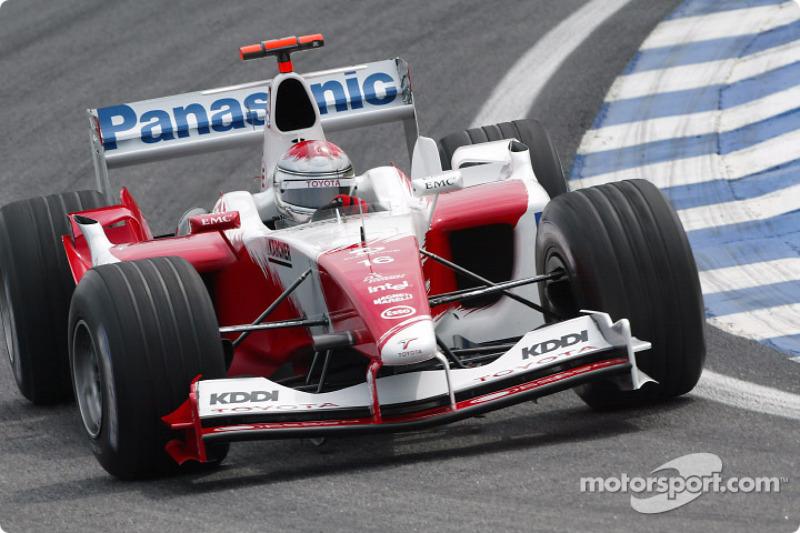 Trulli reflects on Interlagos