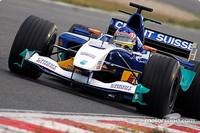 Villeneuve fastest again at Jerez