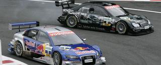 DTM Hakkinen victorious at Spa-Francorchamps