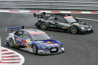 Hakkinen victorious at Spa-Francorchamps