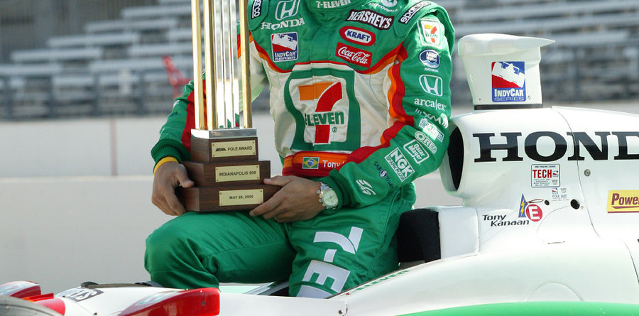 IRL: Kanaan grateful for chance to succeed