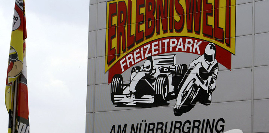 Quick turnaround for the Nurburgring