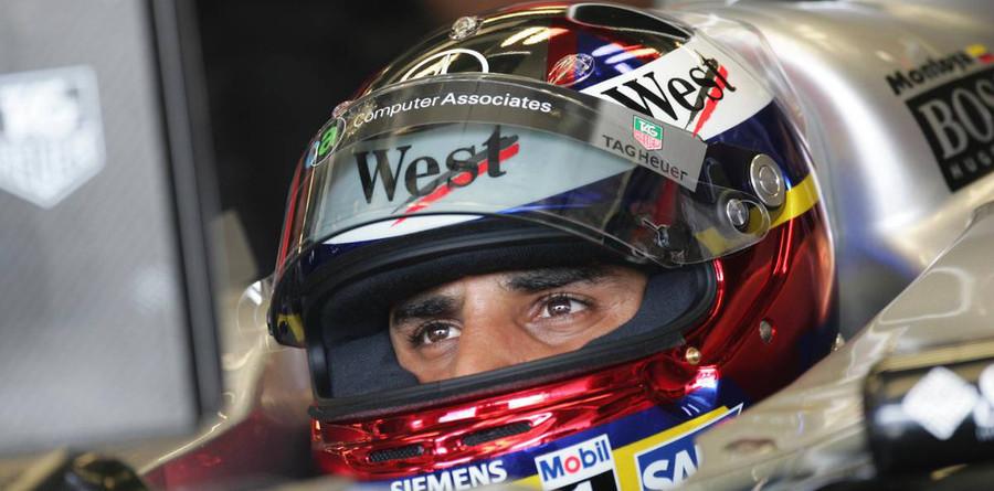 Montoya tops first day of Jerez test