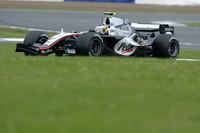 De la Rosa tops last day at Jerez