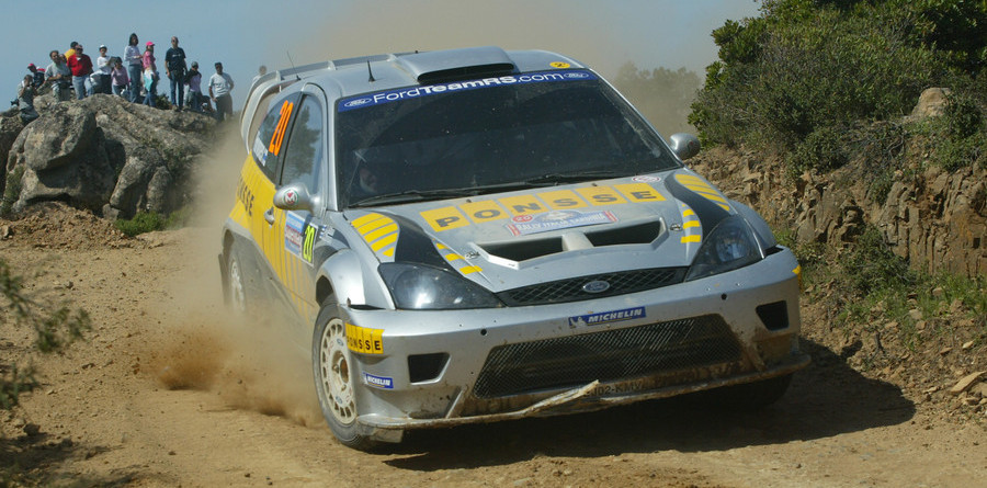 Hirvonen to return to the Ford fold for Finland