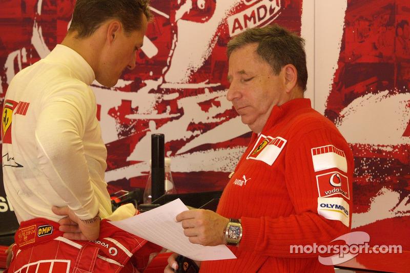 Ferrari plagued by lack of grip