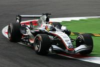 Montoya on pole position for Italian GP