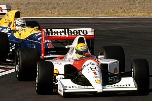 Формула 1 Новость Инстаграм Ф1 перепутал Сенну с Мэнселлом