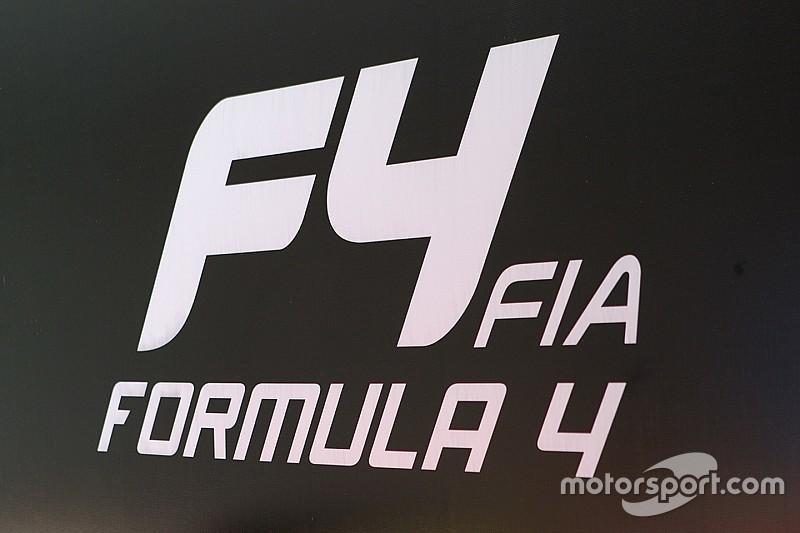 Carlin no competirá en la F4 Británica en 2018