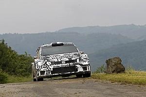 WRC Actualités VW devrait faire des démonstrations avec sa WRC 2017