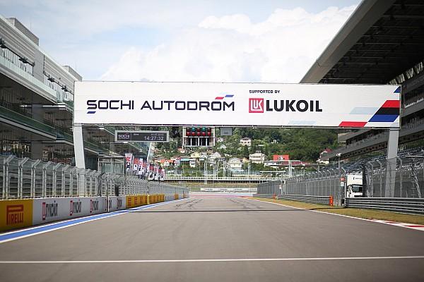 Формула 1 Російську трасу Формули 1 у Сочі готують до продажу