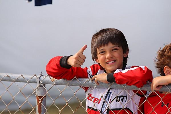 Kart Últimas notícias Filho de Montoya entra para a Academia de Pilotos da Ferrari