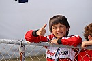 Kart Filho de Montoya entra para a Academia de Pilotos da Ferrari