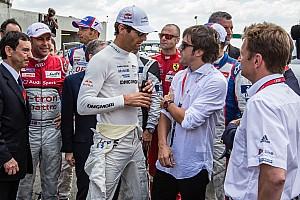 """WEC Noticias Webber espera que las """"distracciones"""" de Alonso con el WEC no afecten a la F1"""