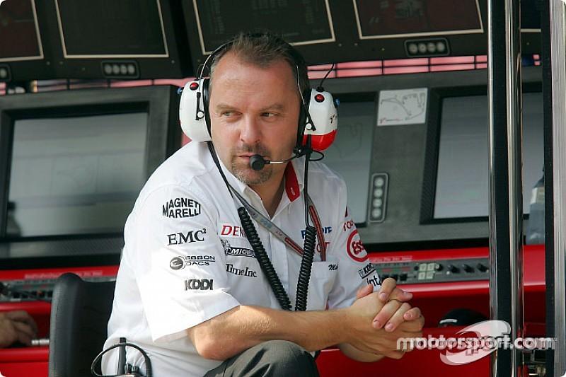Екс-конструктор Ф1 Гаскойн допоможе команді Формули Е