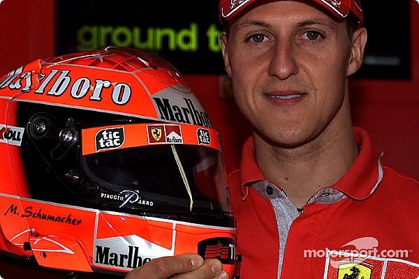 Formula 1 Nostalji Tarihte bugün: Schumacher kask tedarikçisini değiştiriyor, Bell dava açıyor