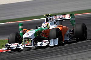Formule 1 Diaporama Diaporama - Les Force India depuis 2008
