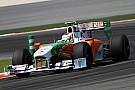 Diaporama - Les Force India depuis 2008