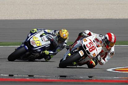 """Rossi: """"Dood van Simoncelli kom ik nooit helemaal te boven"""""""