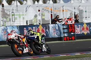 Россі: Маркес не падає завдяки особливостям Honda