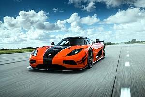 Auto Actualités Bientôt une remplaçante pour la Koenigsegg Agera