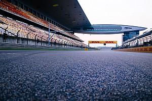 Formule 1 Special feature Hoe laat begint de Grand Prix van China Formule 1?
