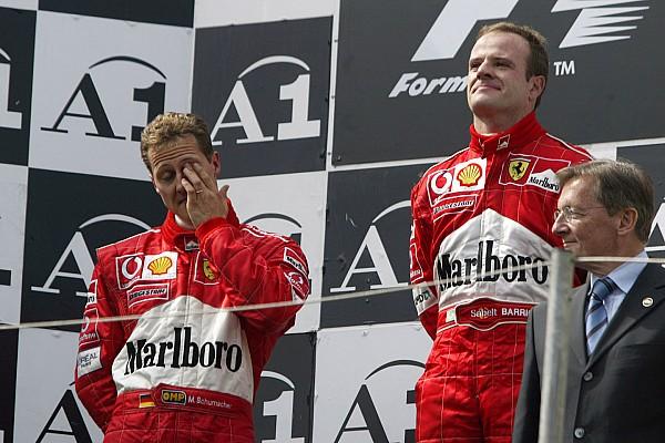 Fórmula 1 Noticias Barrichello recordó el GP de Austria 2002: