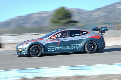 Jerez verá el debut de la primera temporada de Electric GT