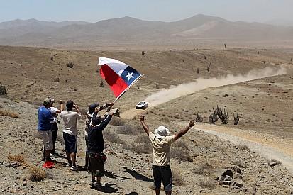 Chile, fuera del Dakar 2019