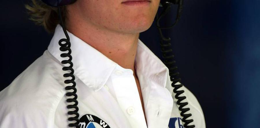 Williams takes up Rosberg option