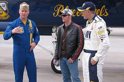 BUSCH: McFarland, Earnhardt have special ride