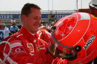 Schumacher inspired by competition