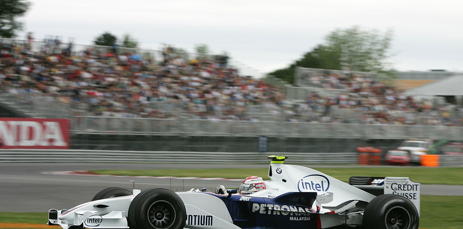 Kubica stays fastest on Canadian GP Friday
