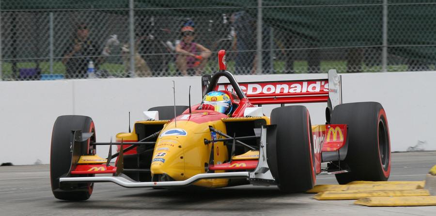 CHAMPCAR/CART: Bourdais slams new record for Denver pole