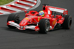 Massa aims for maximum points