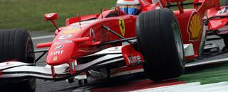 Formula 1 Massa tops the times in Italian GP last practice