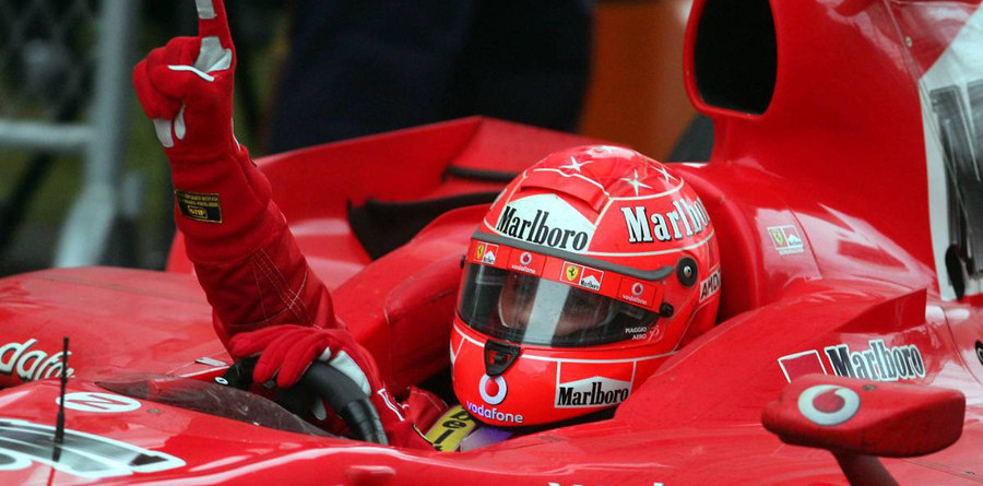 Schumacher buoyant after Shanghai victory