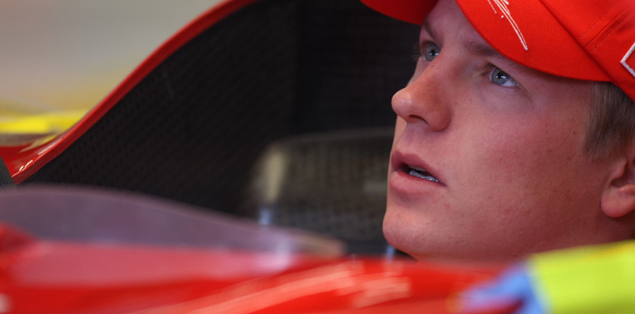 Raikkonen enjoyed win at wonderful Spa