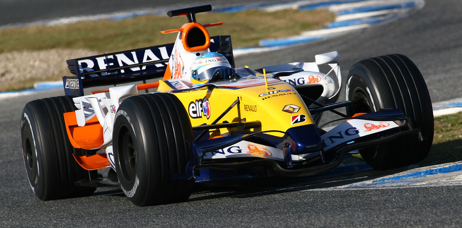 Alonso comes back quick at Jerez with Renault