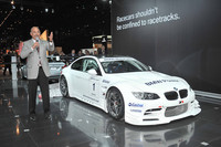 BMW makes return, unites with Rahal Letterman