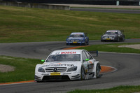 Green takes Mugello as Scheider stumbles