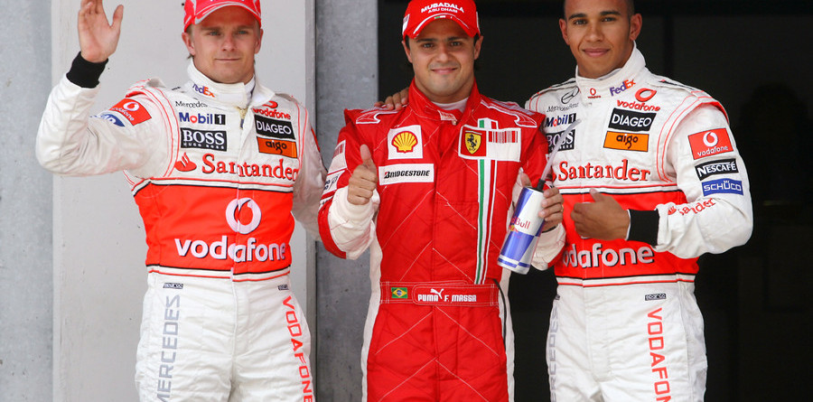 Massa on form with pole for Turkish GP