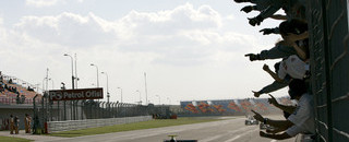 FIA F2 Pantano dominates Istanbul's race one