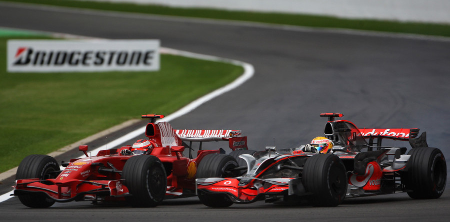 Raikkonen's title hopes doused by Hamilton at Spa
