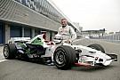 Riccardo Patrese Honda test summary