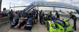 ALMS Acura quickest on opening day of testing at Sebring